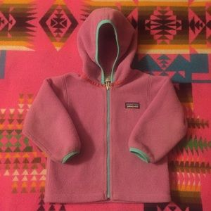 Patagonia Synchilla Fleece Cardigan Jacket